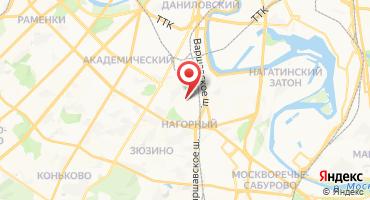 ЖК «Вершинино» на карте
