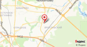 ЖК «Клубный дом на Менжинского» на карте