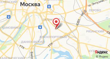 ЖК «Мельникова ул, 1-3» на карте