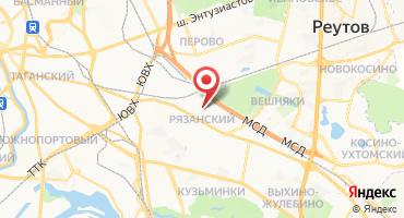 ЖК «Шишкин лес» на карте