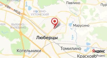 ЖК «Некрасовка-парк» на карте