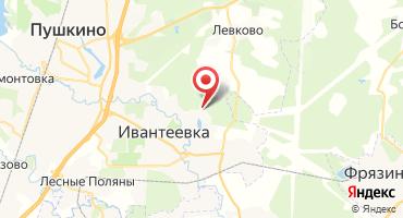 1-комнатная квартира 40 кв.м в ЖК Зелёная роща Квартиры (Россия, Ивантеевка) на карте