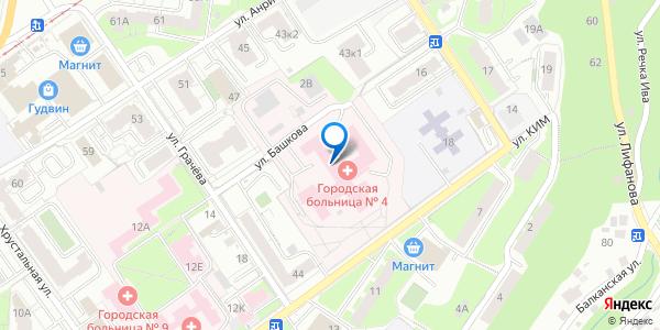 Городская больница  15 на ул Авангардная д 4 Санкт