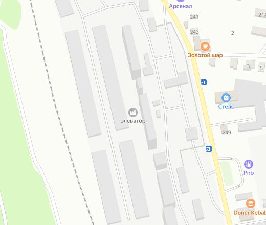 адрес каневской элеватор
