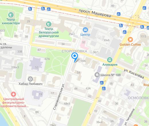 поведенческие факторы яндекс Староорловская улица