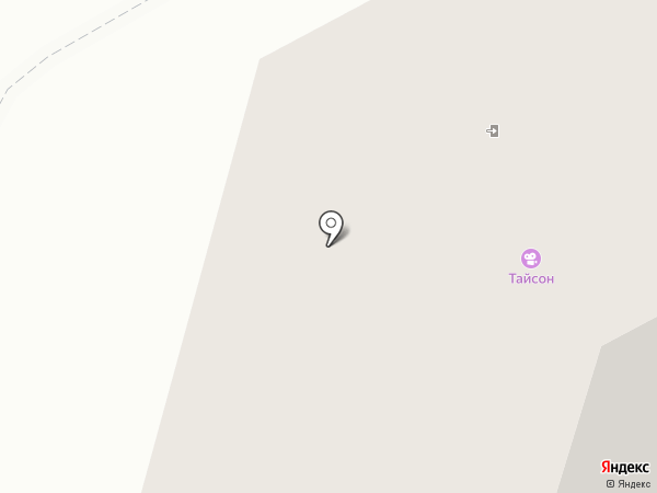 Городская прачечная на карте