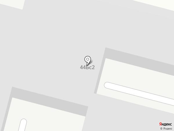 Ремзона на карте