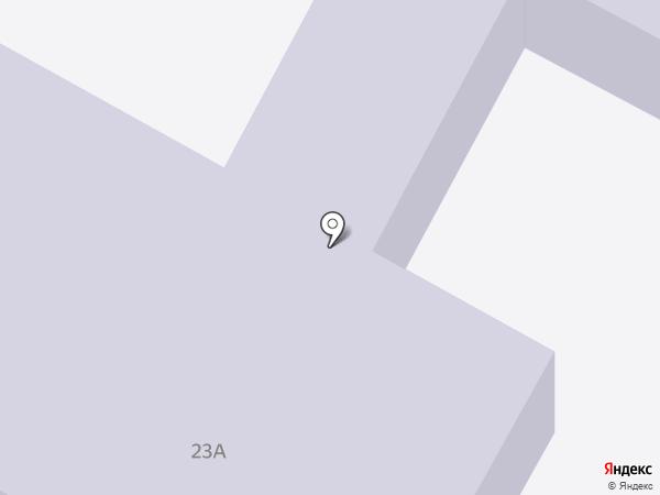 Детский сад №64, Дюймовочка на карте