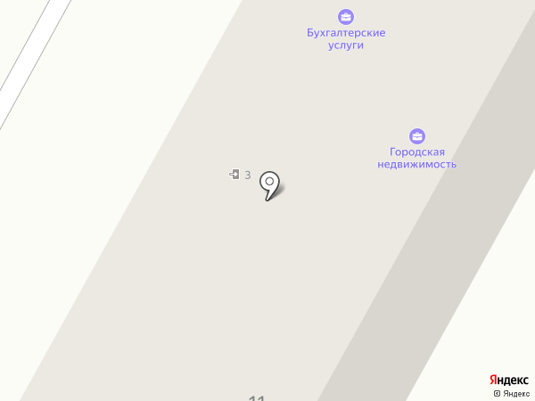 Бухгалтерские услуги на карте