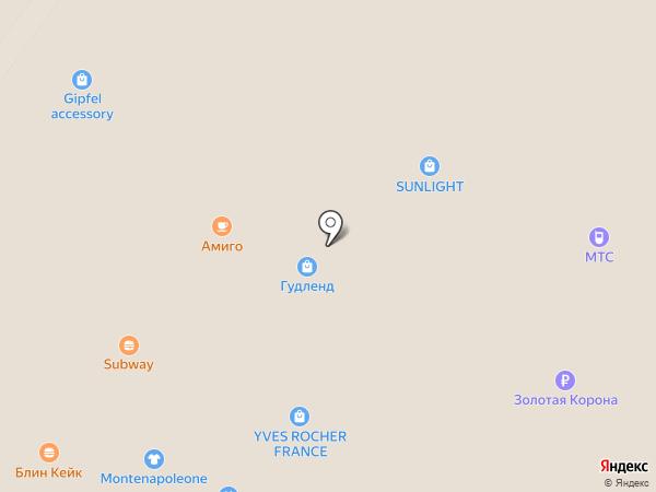 Кузьменко на карте