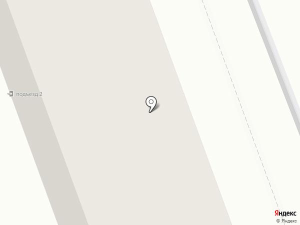 Городская станция скорой медицинской помощи на карте