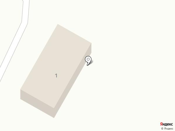 АЗС Моты на карте