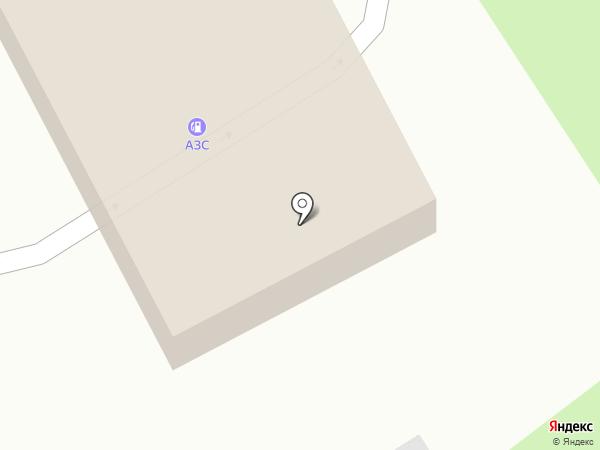 АЗС на ул. 11-й квартал на карте