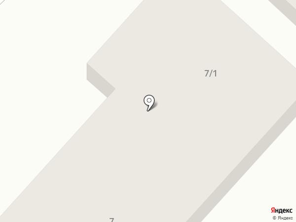 На Майском на карте