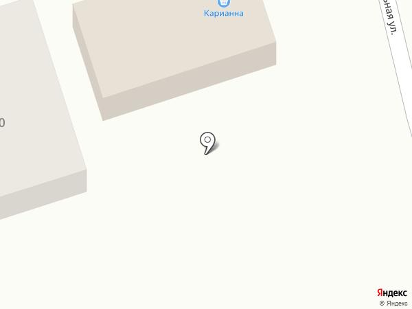 Кари Анна на карте