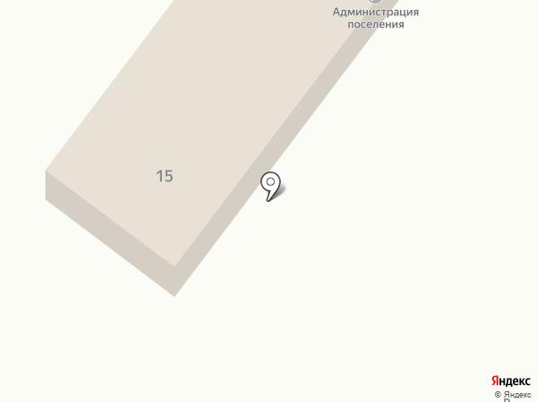 Администрация на карте