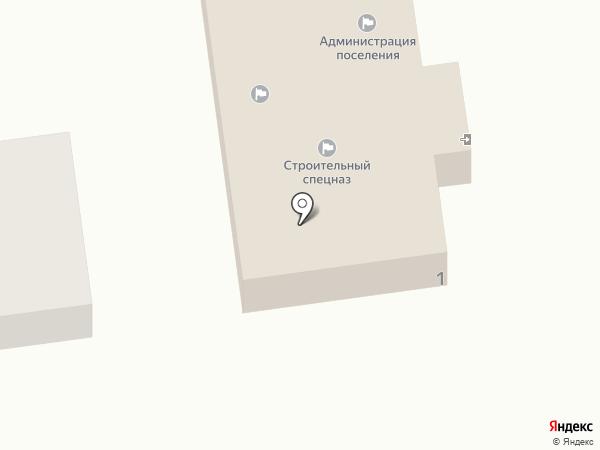 Администрация Смоленского муниципального образования Иркутской области на карте