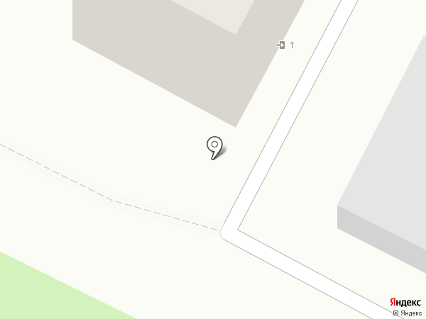 Синодонтис на карте