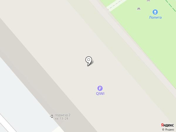 Любомирия на карте