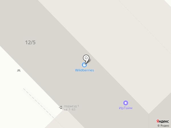 ИТ-ЭЛЕКТРО на карте