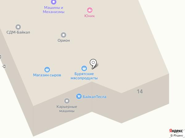 Арсенал-Авто на карте