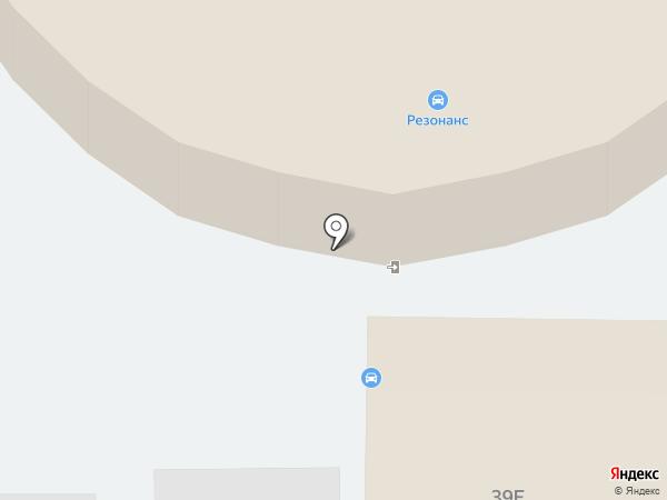 Альянс Мастер+ на карте