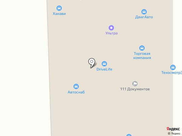 ГАРАНТ на карте