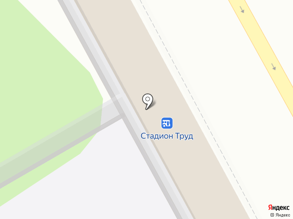 Сибкасса на карте