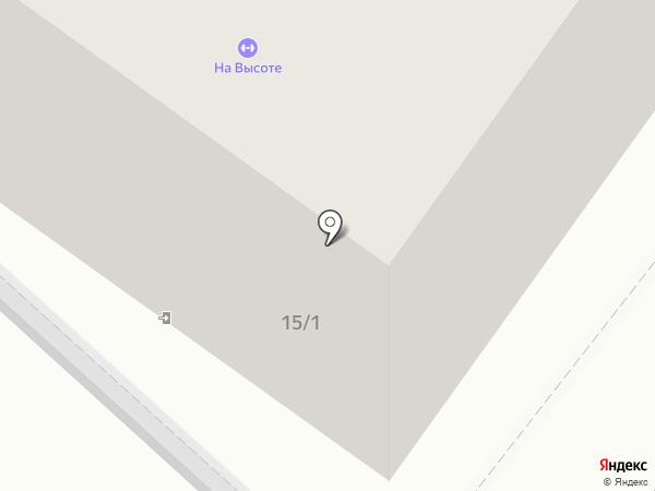 Аварийная служба эвакуации на карте