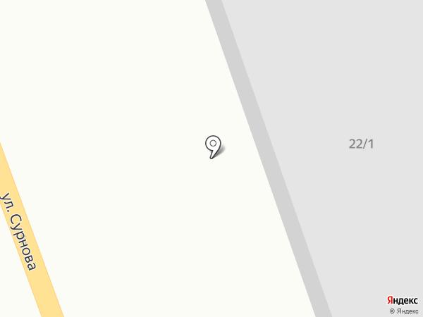 ЦКИ на карте