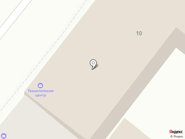 Центр оформления ДТП на карте