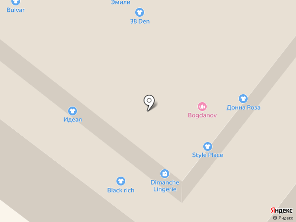 Format на карте