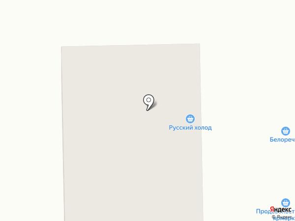 Овик на карте