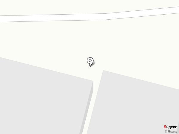 Ватрушечка на карте