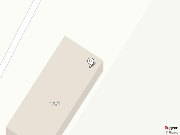Александровский на карте