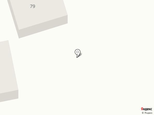 Аварийные комиссары Форсайт на карте