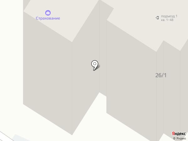 Аварийная служба по ДТП на карте