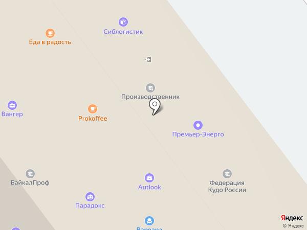 Норд Транс на карте