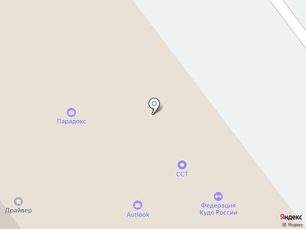 Партия Роста на карте