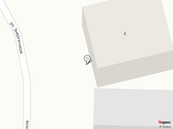 Марья на карте