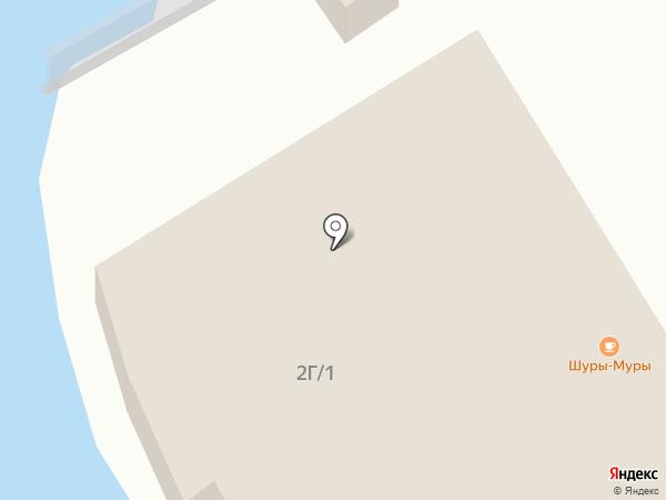 Шуры-муры на карте