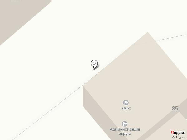 Администрация Листвянского муниципального образования Иркутской области на карте