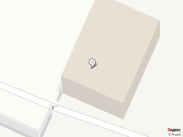 Закусочная на Трактовой на карте