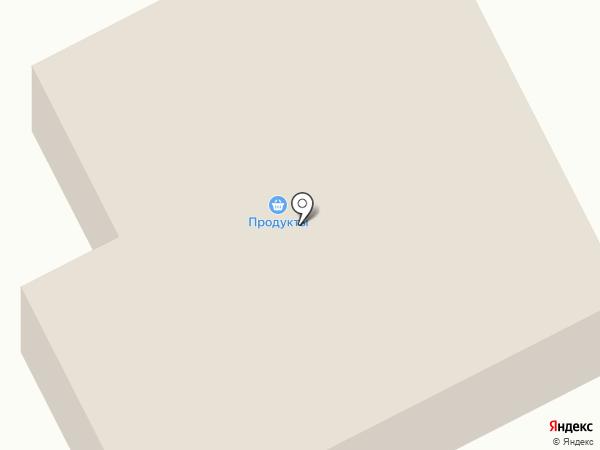 Иволкон на карте