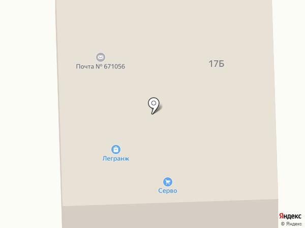 Мамина Забота на карте