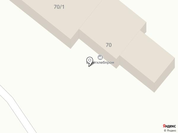 Бурятхлебпром на карте