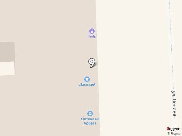 iDoctor на карте