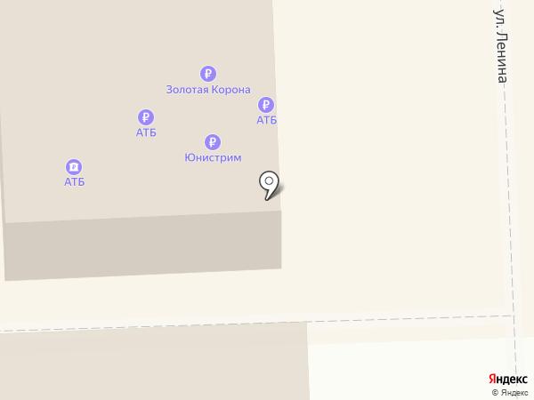 Платежный терминал, Азиатско-Тихоокеанский банк, ПАО на карте