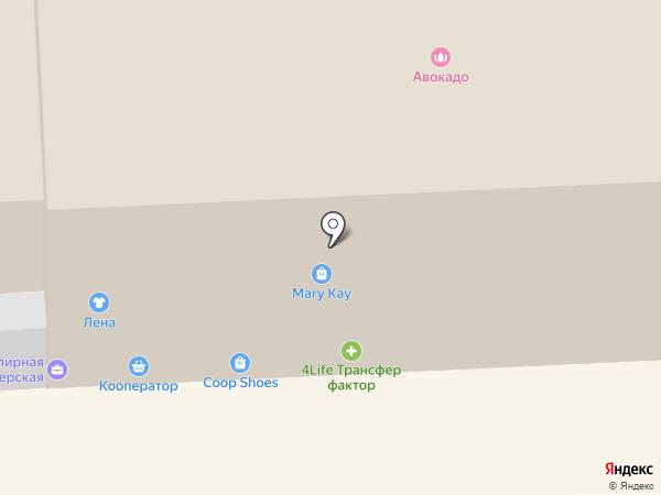 DiskontCity на карте
