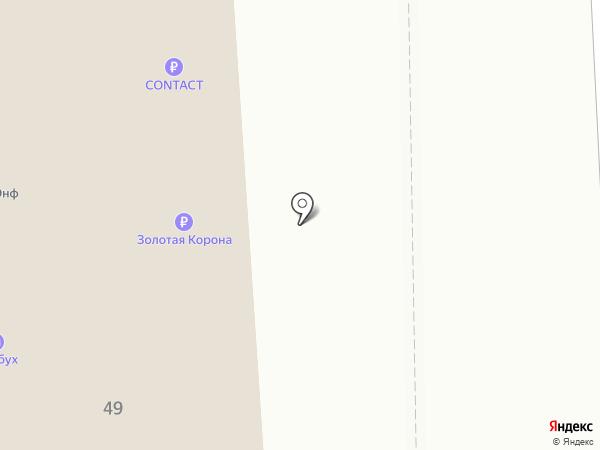 АБИКОМ на карте